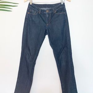 Lift curvy skinny jeans